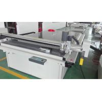 Buy cheap Foam Compound Composite Cutting Machine Option Video Registration System from wholesalers