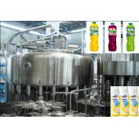 Buy cheap Energy drinks, soda water beverage bottling equipment machine with 40 heads 10KW from wholesalers