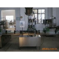 Wholesale Automatic glass bottle crown caps capping machine / beer bottle cap sealing machine from china suppliers