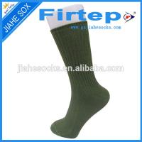 China army tube socks,military men solid color cotton socks on sale