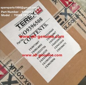 Wholesale 09396508 KIT TEREX NHL CUMMINS ALLISON 3303 3305 3307 TR35A TR50 TR60 TR100  UNIT RIG MT3300 MT3600 MT3700 MT4400 from china suppliers