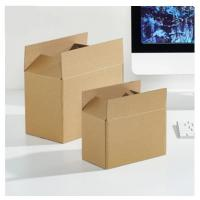 Wholesale Brown Moving Corrugated Carton Moving Boxes For Mail Box Paper from china suppliers