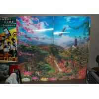 Wholesale chinese factory cheap print large size 3d poster large format lenticular advertising poster 3d flip printing from china suppliers