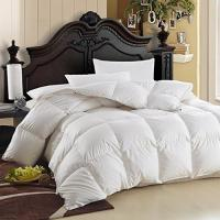 Quality Microfiber Filling Hotel Bedding Duvet Single Or Full Size / Home Down Comforter for sale