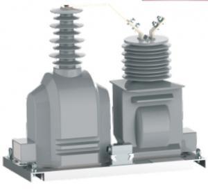 OutDoor MV Voltage Transformer Single Phrase Epoxy Resin Type