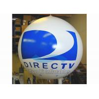 Wholesale 0.18mm PVC Durable Branded Balloons / Advertising Sphere Ball For Sponsor Event from china suppliers