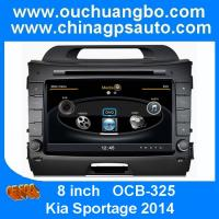 Wholesale Ouchuangbo Auto Multimedia GPS Sat Nav 1080P for Kia Sportage 2014 HD Screen Video Player S100 System OCB-325 from china suppliers
