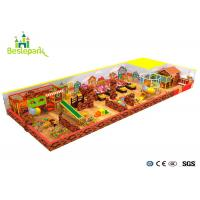 Wholesale Commercial Centers Baby Indoor Playground Colorful With PVC Soft Covering from china suppliers