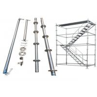 Wholesale Quick Installation Ringlock Scaffolding System / Layher Scaffold Components from china suppliers
