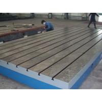 Wholesale butt joint cast iron surface plate from china suppliers