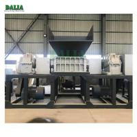 Wholesale Top Feed Structure Scrap Metal Shredder Equipment For Waste Mattress / Rubber Foam from china suppliers
