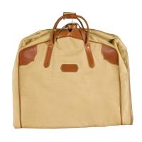 Wholesale Extra wide Leather Canvas Garment Cover Bag for Storage Eco - friendly from china suppliers