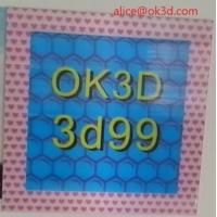 Wholesale OK3D 360-degree three-dimensional depth fly eye lens sheet photo frames 360° 3d frame dot lenticular photo frame from china suppliers