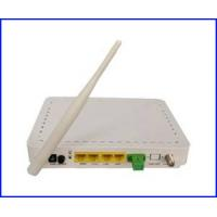 Wholesale 4FE+CATV+WIFI GEPON ONU from china suppliers