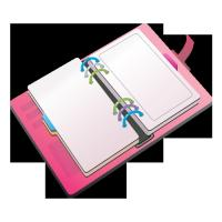 Wholesale deluxe Leather daily desk diaries from china suppliers