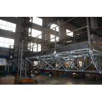Wholesale Mast Climbing Aerial Work Platform for Glass Wall Installation from china suppliers