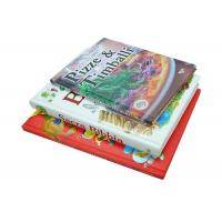 Wholesale A4 Paperback Book Printing , Matt Lamination Offset Perfect Bound Book Print from china suppliers