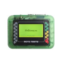 Wholesale MOTO 7000TW  Universal Motorcycle Scan Tool V8.1 Version Support Reset Key Systems from china suppliers