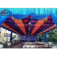 Wholesale Stage Lighting Round Aluminum Stage Truss With Hand Hoist 6082-T6 / 6061-T6 from china suppliers