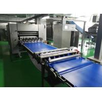 Buy cheap Lower Configuration Dough Laminating Machine For Frozen Pastry Dough Block from wholesalers