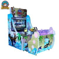 Wholesale Colorful Vintage Shooting Arcade Games , Small Shooting Arcade Cabinet from china suppliers