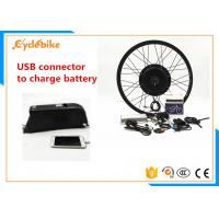 Most powerful electric bike kit with battery electric for Most powerful electric motor