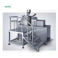 Wholesale High Efficiency High Speed Granulator , Super Mixer With PLC Control 100L from china suppliers