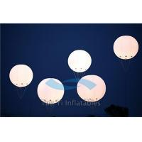 Wholesale LED Helium Filled Air Balloon Show Large Advertising Inflatables For Promotion from china suppliers