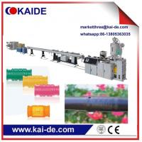 Wholesale plastic pipe making machine for Drip irrigation pipe/drip irrigation pipe production machinery supplier China from china suppliers
