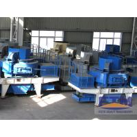 pebble sand making machine The sand making production line is easier to maintain comparing to other production line, the equipment is easy to maintain the vulnerable parts were replaced by the latest high strength wear-resistant material, low loss, long service life and bring considerable benefit to the customer.