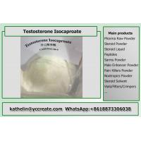 Buy cheap Safe Bodybuilding Testosterone Anabolic Steroid Testosterone Isocaproate CAS from wholesalers