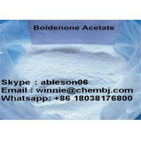 China Injectable Boldenone Steroids Low Side Effects Boldenone Acetate For Horse Racing on sale