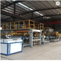 Buy cheap 1500 Sheets GRC Fiber Cement Wall Mgo Board Machine from wholesalers