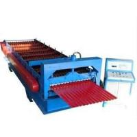 Wholesale PLC control system corrugate sheet rolling  forming machine for floor deck, wall panel from china suppliers