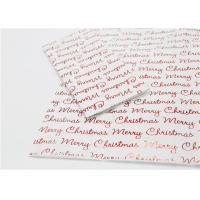 Wholesale Moistureproof Hot Stamping Tissue Paper from china suppliers