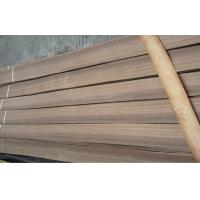 Buy cheap Natural Walnut Wood Veneer Sheet For Cabinets , 0.5mm thickness from wholesalers