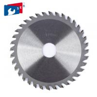 Wholesale Wood Cutting TCT Circular Saw Blade with Polish Surface Treatment from china suppliers