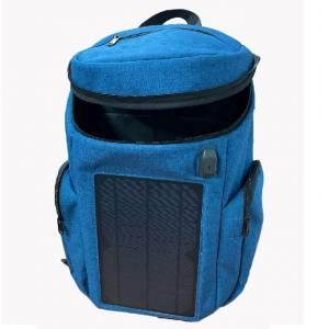 Wholesale Multifunctional Waterproof USB Solar Rechargeable Backpack from china suppliers