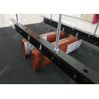 Wholesale Drop Ceiling Tiles / Architectural Metal Plank Wood Linear Baffle Ceiling from china suppliers