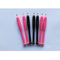 Buy cheap Real Sterilized Semi Permanent Eyebrow Tattoo Pen With 16F / 18F Pins from wholesalers