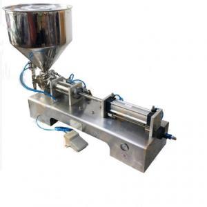 China Pneumatic Liquid Honey Oil Shampoo Filling Machine wholesale