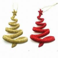 Acrylic Christmas Crafts, Customized Designs are Accepted