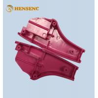 Wholesale Precision Automotive Plastic Moulding , Red Auto Interior Trim Molding from china suppliers