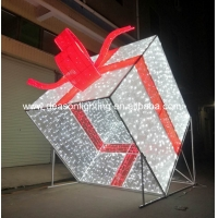 Wholesale Giant led christmas gift box from china suppliers