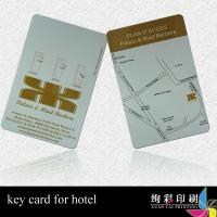 Wholesale Offset CMYK Contactless Blank PVC Business Cards With Rounded Corners from china suppliers