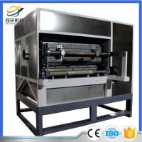 Wholesale Fully automatic recycling waste paper egg tray machine with best price from china suppliers