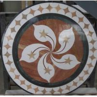 Wholesale marble medallion for floor from china suppliers