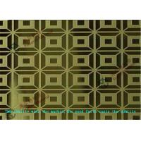 Wholesale 321 347 201 Etched BA Wall Decorative Stainless Steel Sheet from china suppliers