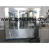 Purified water manufacturing equipment,drink water bottling equipment ,All in one washing filling capping for water