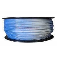 Wholesale PLA Color Changing 3D Printer Material Filament 3MM For Reprap Cubify from china suppliers